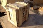 Деревянные ящики с ручками
