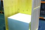 Фанерный ящик для телекоммуникационных шкафов